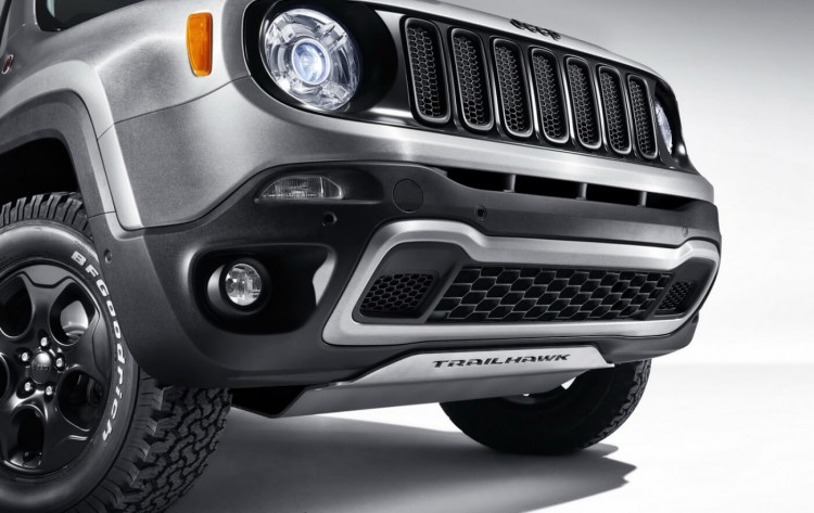 2015 Jeep Renegade Hard Steel concept revealed