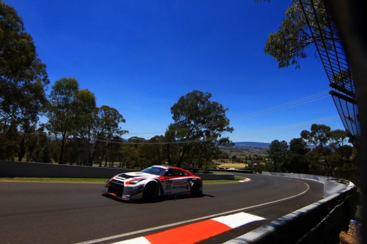 Nissan NISMO GT-R GT3 wins Bathurst 12 Hour