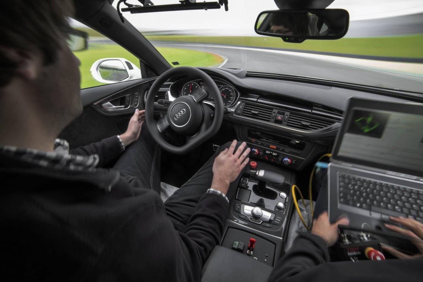 Driverless Audi A In Report Practical Motoring - Audi driverless car