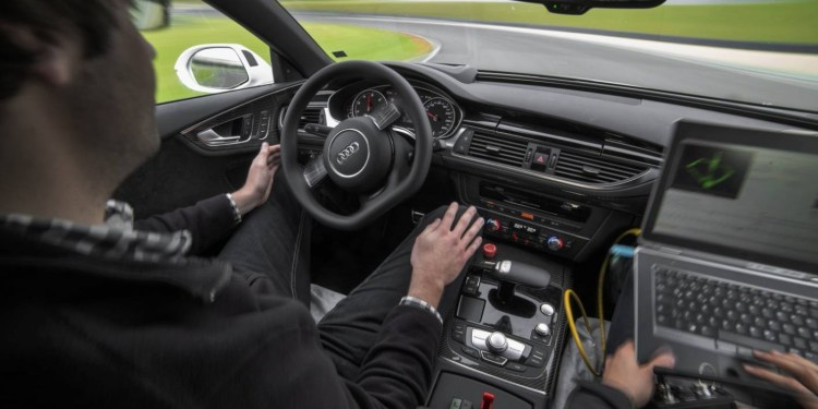 Audi to have driverless technology in A8 by 2017