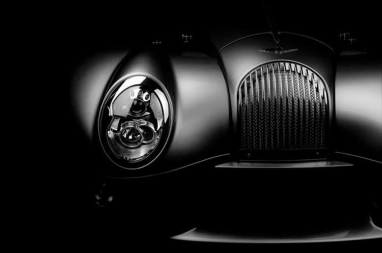 Morgan supercar teased