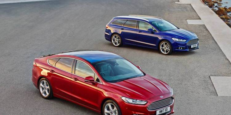 2015 ford mondeo pricing and details