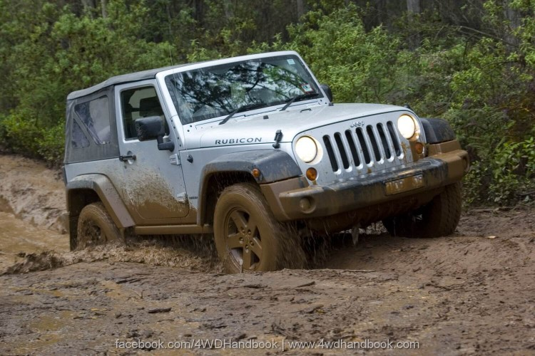 Jeep Wrangler is a soft-top