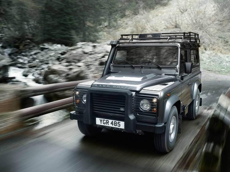 Land Rover Defender being recalled