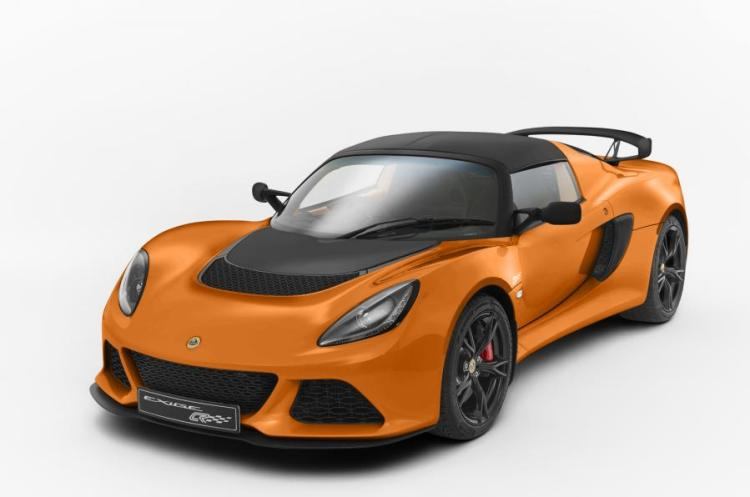 Lotus Exige S Club Racer revealed