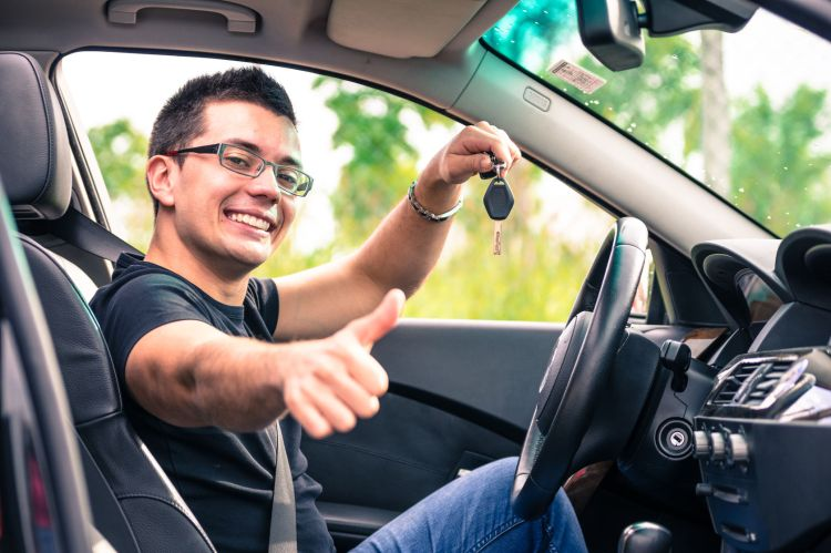 Those of us that love our cars fall into two broad categories - drivers and admirers, so, do you let your friends drive your car?