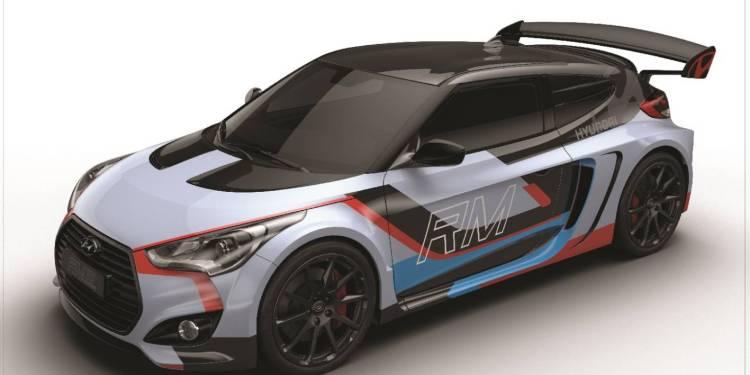 Hyundai RM15 Racing Midship 2015 concept revealed