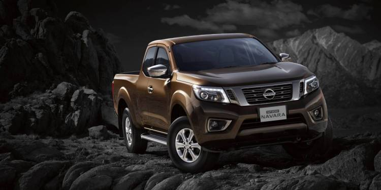 2015 Nissan Navara pricing and details revealed