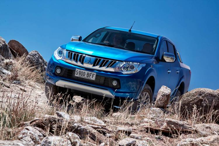 2016 Mitsubishi Triton review