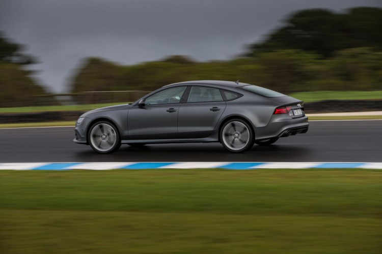 2015 Audi RS 7 Sportback review