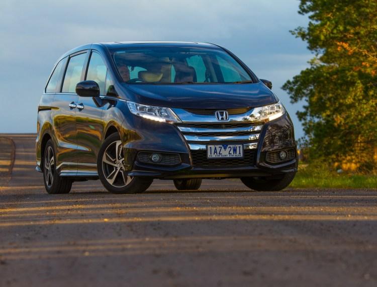 2014 Honda Odyssey VTi-L review