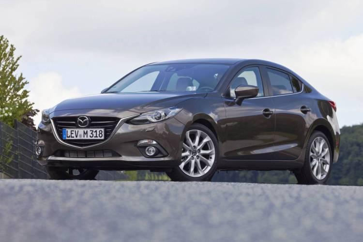 2015 Mazda3 SP25 Astina review