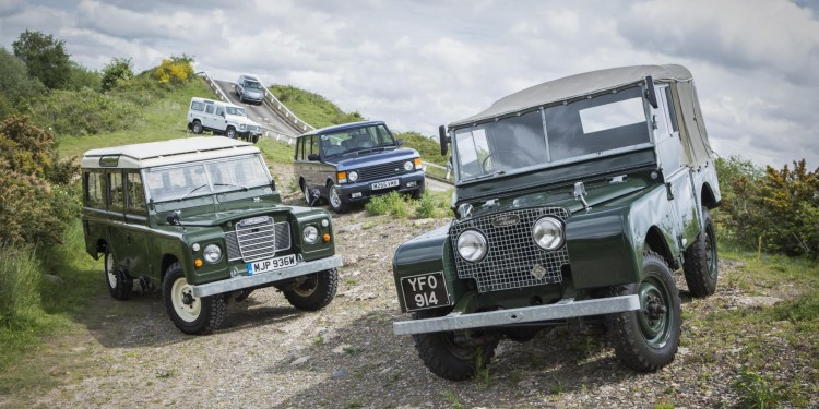 Land Rover Heritage Driving Experience launched
