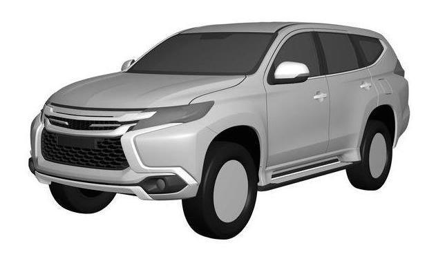 2016 Mitsubishi Challenger revealed