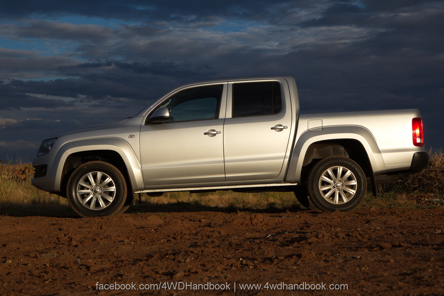 Volkswagen Amarok's 'offroad' button and how it helps you