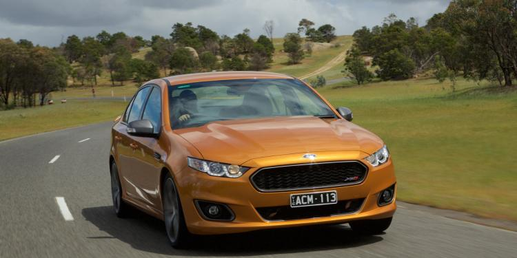 2015 Ford Falcon XR8 review
