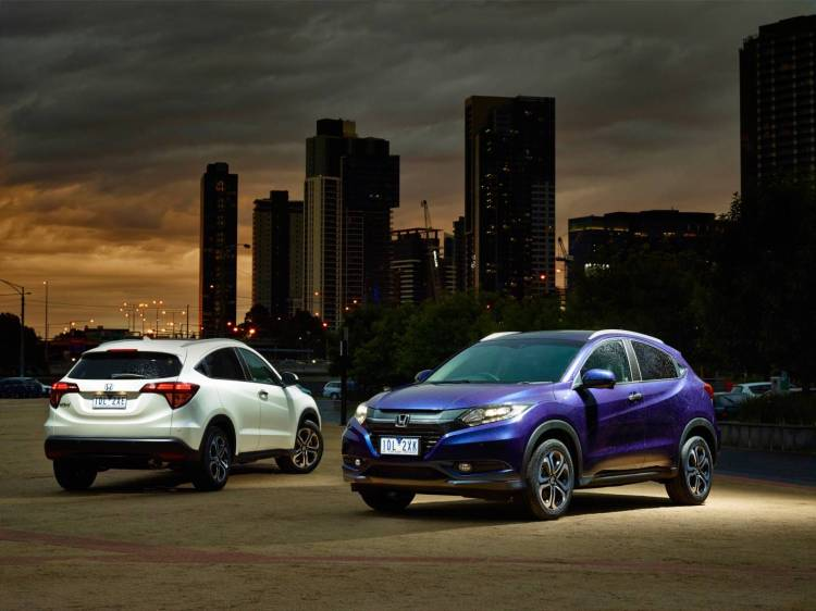 2015 Honda HR-V VTi car review