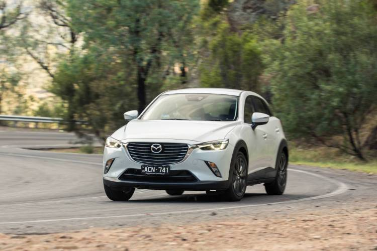 2015 Mazda CX-3 Touring review