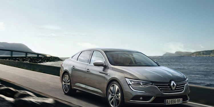 2016 Renault Talisman revealed