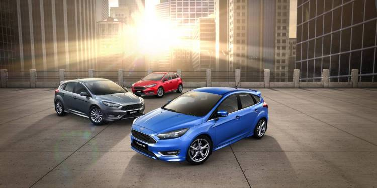 2015 LZ Ford Focus to get EcoBoost engines
