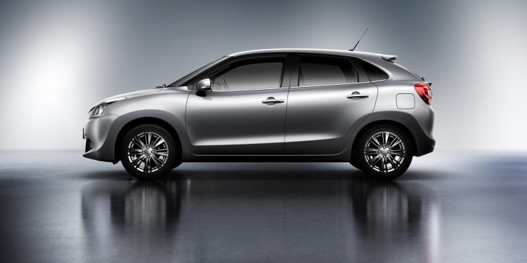 2016 Suzuki Baleno revealed