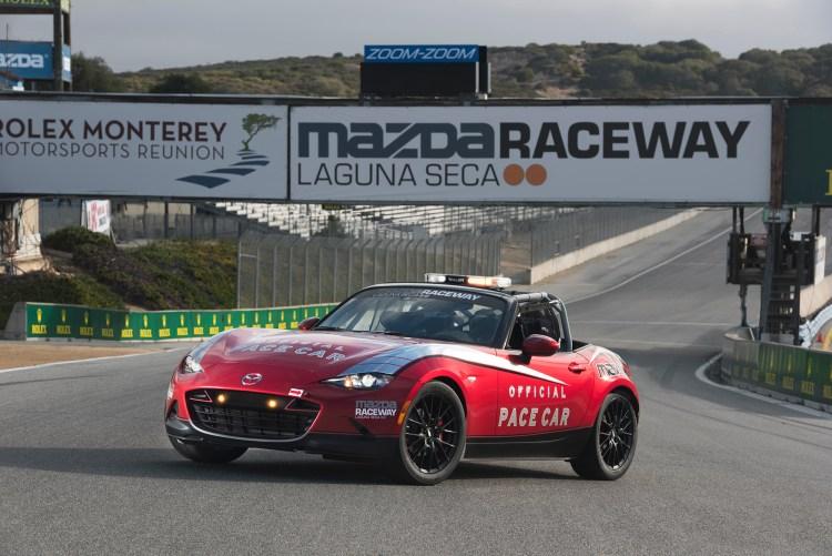 2016 Mazda MX-5 Pace Car