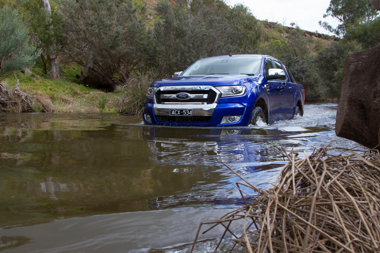 2016 Ford Ranger PX Mk2 review | Practical Motoring
