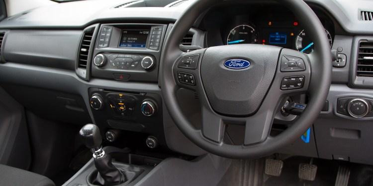 2016 Ford Ranger PX Mk2 Review