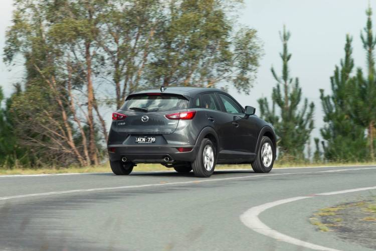 2015 Mazda CX-3 Maxx review