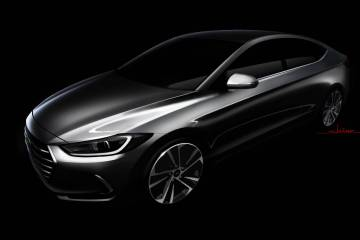 All-new 2016 Hyundai Elantra teased