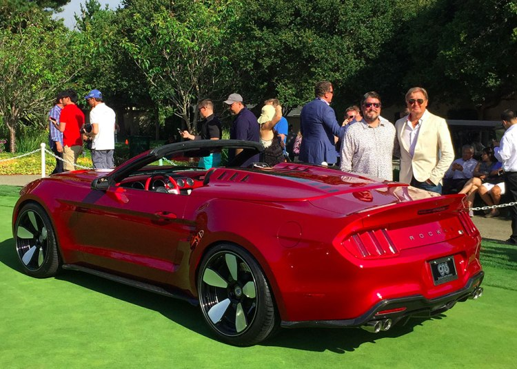 Galpin Rocket Speedster revealed