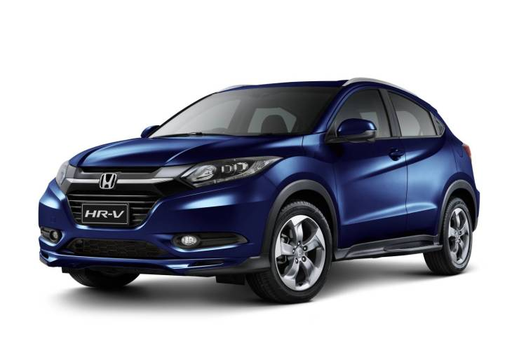 Honda HR-V limited edition