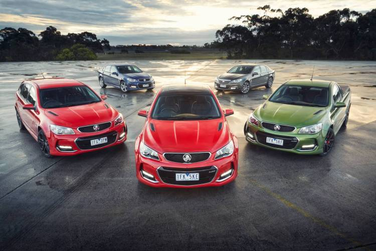 2016 Holden Commodore VFII revealed