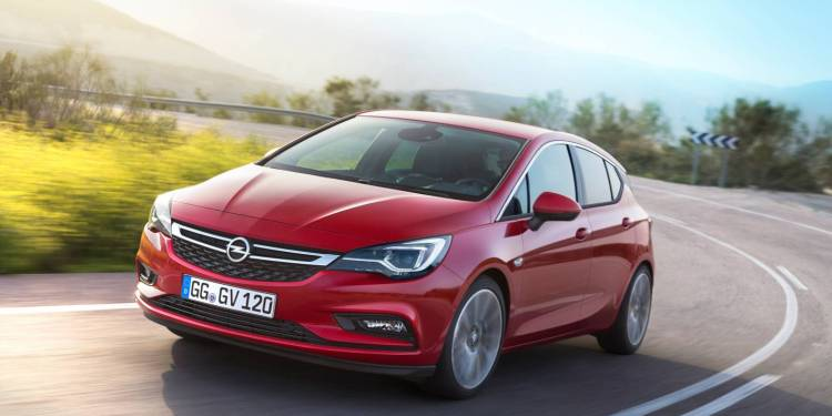 all-new opel (holden) astra revealed
