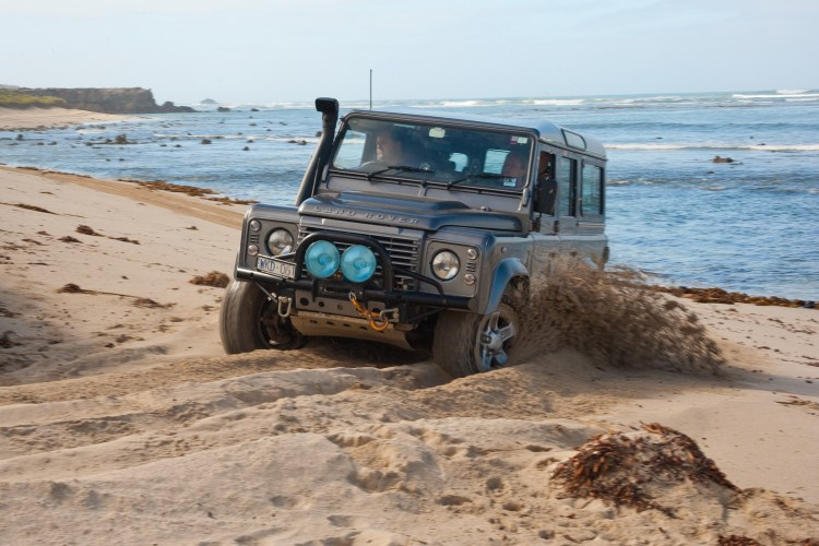 Off-road driving myths busted
