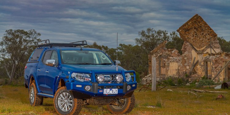 ARB range for Mitsubishi Triton
