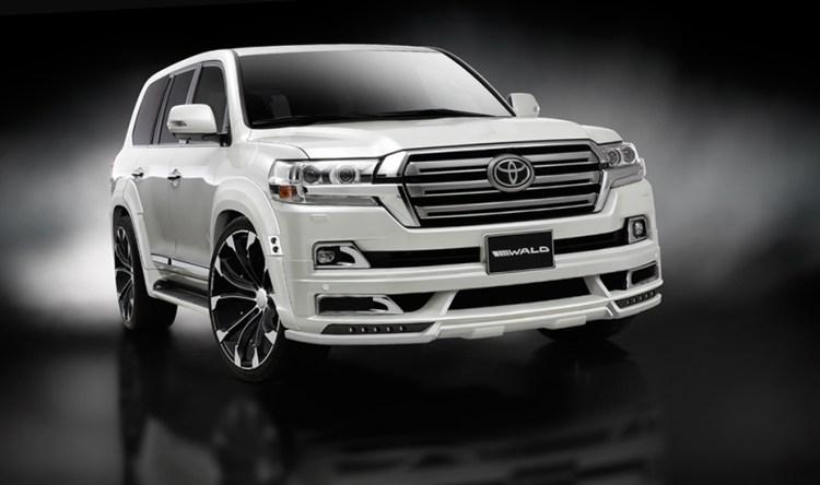 Toyota LandCruiser 200 tuned by Wald