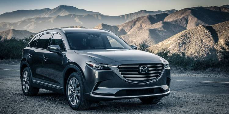 new Mazda CX-9 revealed