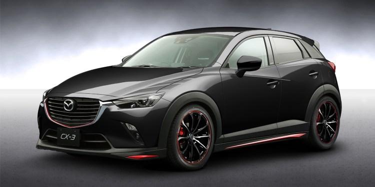 Mazda CX-3 Tokyo Auto Salon