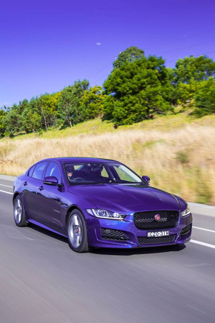 Jaguar XE R-Sport car review