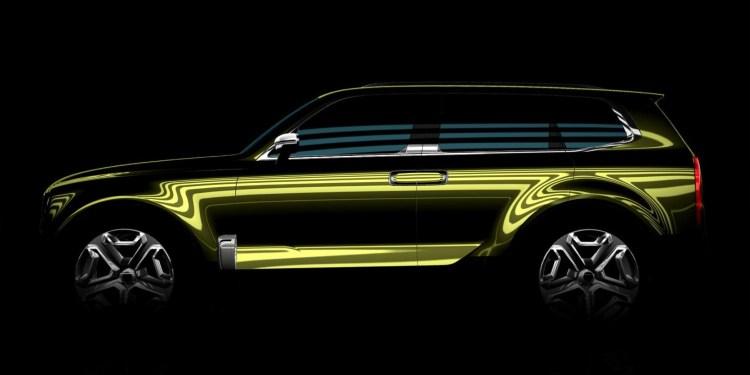 Kia SUV concept revealed
