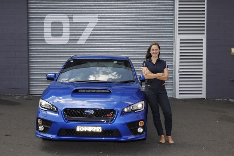 Subaru returns to rally Australia