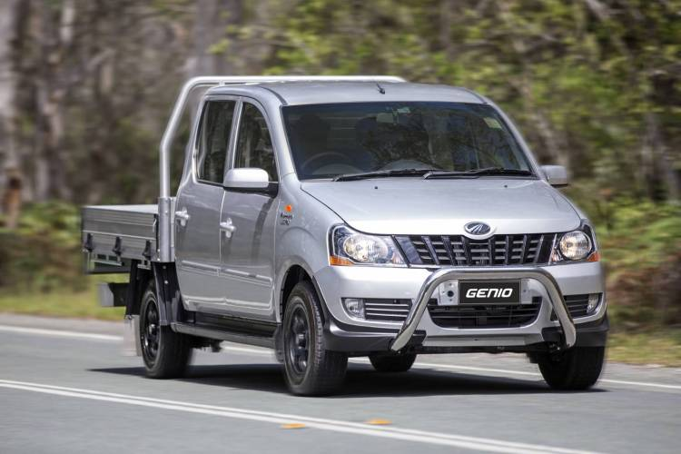 refreshed mahindra genio launched