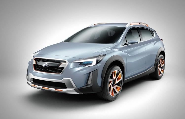 Subaru XV Concept revealed