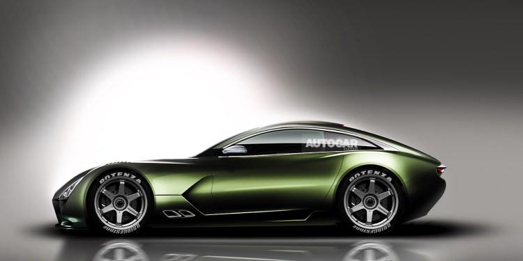 New TVR... artist impression