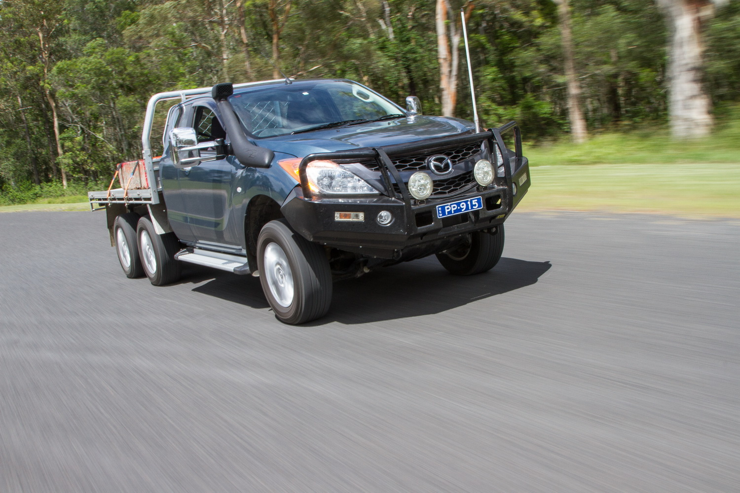 6X6 Australia Mazda BT-50 review    beats 4X4 | Practical