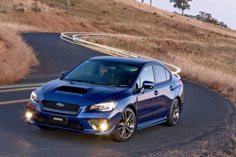 Subaru WRX recalled