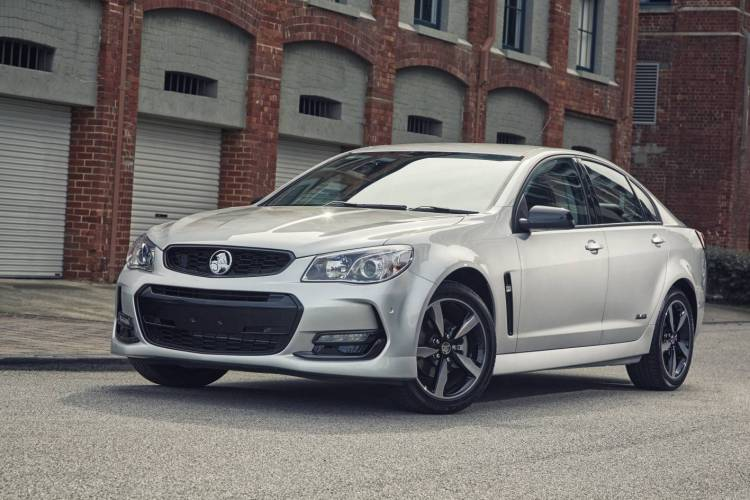 Holden releases Commodore Black edition