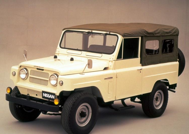 Nissan Patrol 4W65