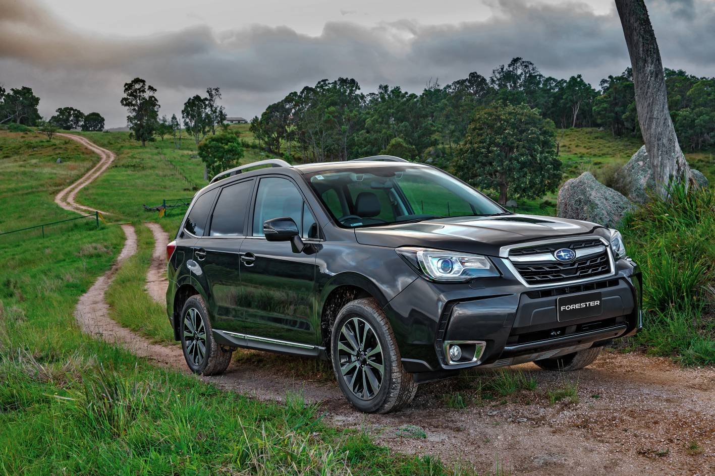 Forester  I Touring Performance Modifications